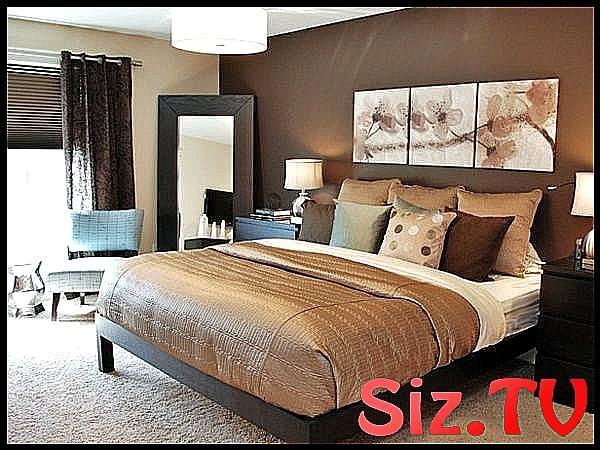 Farben Schlafzimmer Beruhigende Braune Farbe Schokoladen Nuance