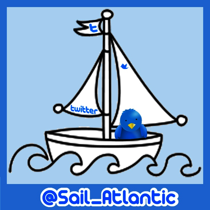 Follow me on TWITTER!  @Sail_Atlantic