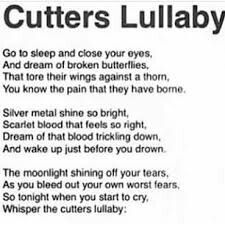 Cutters lulleby
