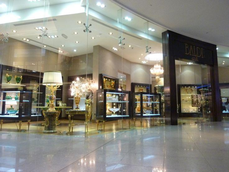 Baldi Boutique in Dubai Mall.