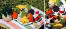 #tutorial #amigurumi #fruit #handmade #AtelierFaggi #aproposde #lemondedeNicole