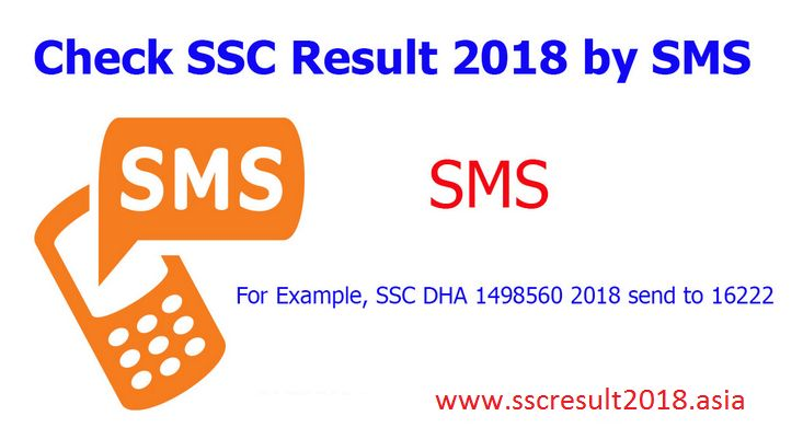 Hello Dear, Welcome to Our new post SSC Result 2018 check by SMS !  Here, we are providing some important topics of SSC exam result relate...