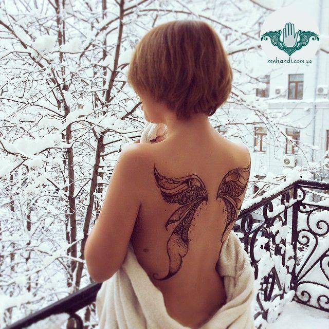 mendi, mehandi, henna, hennapro, hennaartist, hennapattern, Fyoklastyle, butterfly, wings, winter