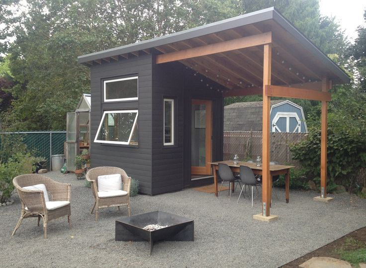 Best 25+ Backyard office ideas on Pinterest | Shed office ...