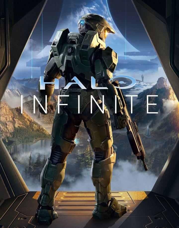 The Halo Infinite Cover Art Hides Some Tiny Secrets Halo Fondos De Pantalla Fondos De Pantalla De Juegos Armas De Halo