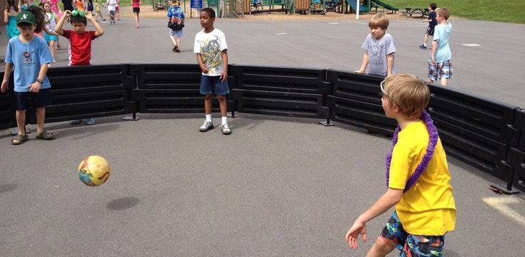We have Gaga Ball Pits in stock. Gaga Ball Pits are a fun for children of all athletic abilities. Get your Gaga Ball Pit kit today. Call 1-800-726-4793