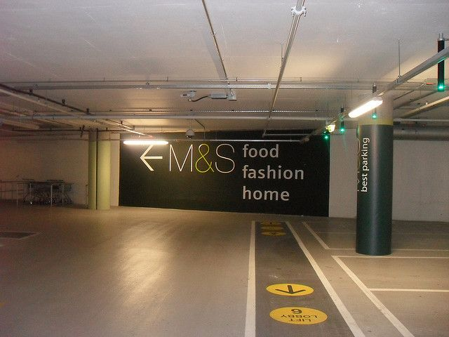 105 Best Images About Car Parks And Basement Signage On