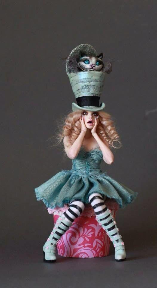 Meraviglioso stupore e un po' di magia Alice in wonderland