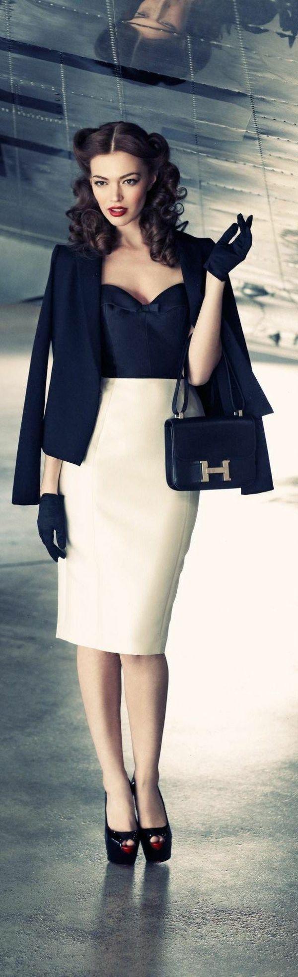 Super Best 25+ 50s dresses ideas on Pinterest | 1950s fashion dresses  DY09