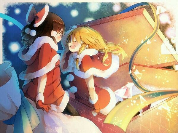 Nightcore All I Want For Christmas Is You Anime Friend Anime Anime Christmas