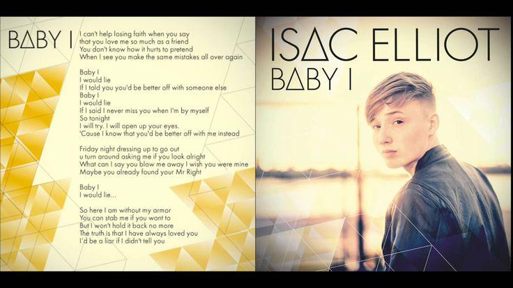 Isac Elliot BABY I
