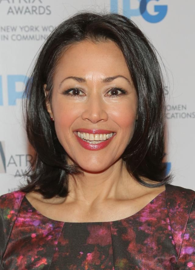 17 Amazing Haircuts for Women in Their 50s: Ann Curry (1956)