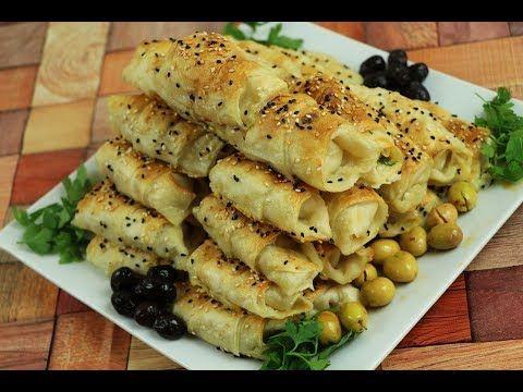 فطور صباحي تركي لذيذ ب 3 وصفات لذيذة مع رباح محمد Youtube Food Recipes Yummy Food