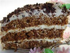 """Торт """"Жозефина"""" (очень вкусный:)). Рецепт. Koolinar - клуб кулинаров."""