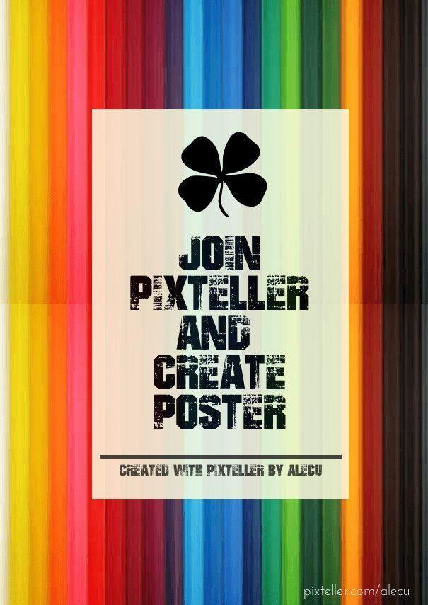 Join pixteller and create poster - Add text to your images with PixTeller