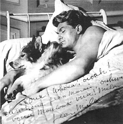 Good night, Jean Marais!