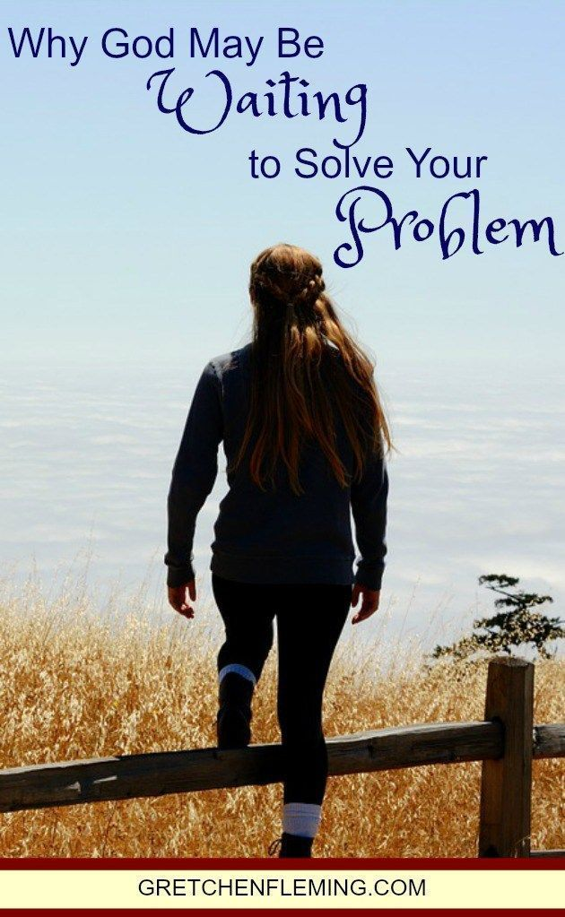 Why does it seem like time is dragging on as we are languishing with an issue we cannot resolve? What could cause God to wait so long when we are desperate for a solution? It can test us beyond what we feel capable of enduring. Come by the blog to learn what the real issue may be and how to better handle this waiting period.