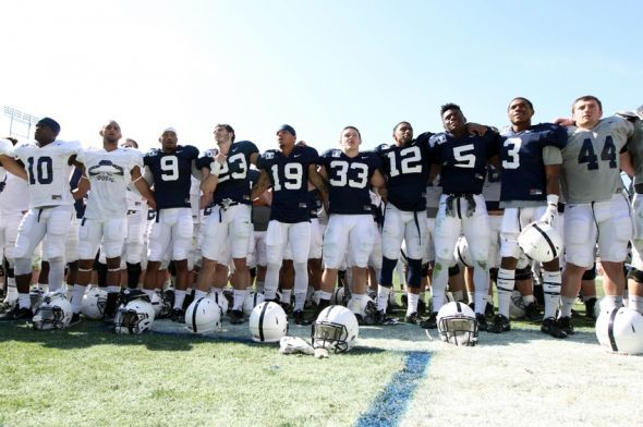 PENN STATE – FOOTBALL 2014 – Penn State Football: Ranking the 5 Most Important Nittany Lions for 2014