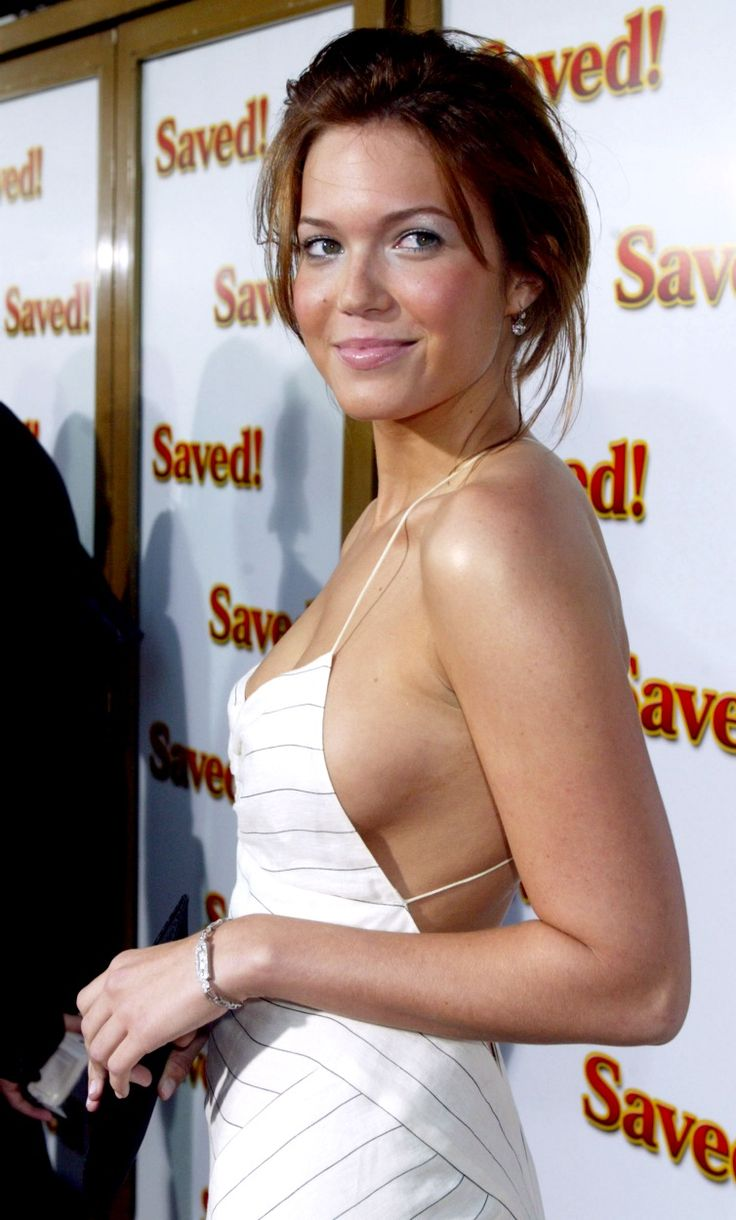 singer Mandy Moore