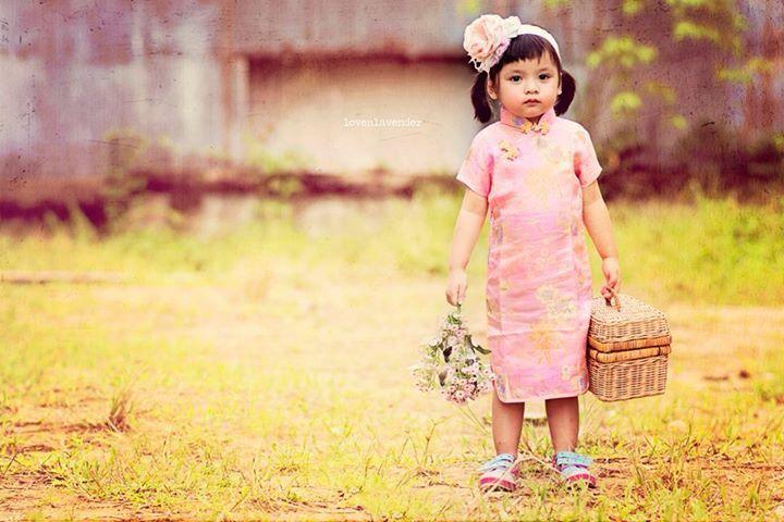 Blush Pink Vintage