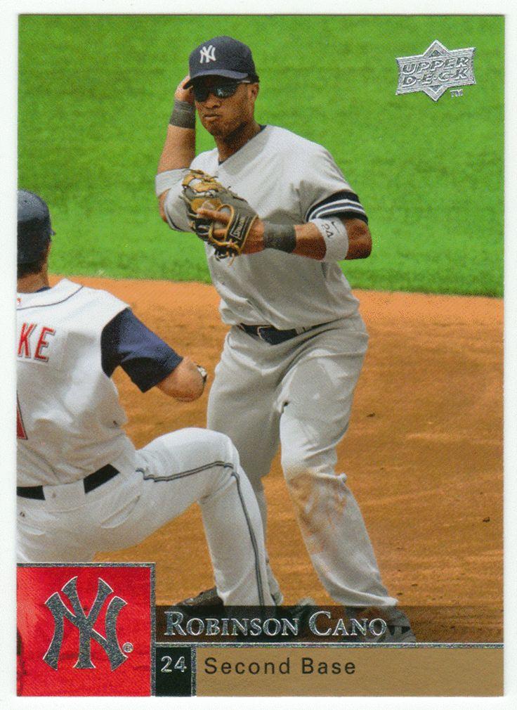 Robinson Cano # 262 - 2009 Upper Deck Baseball