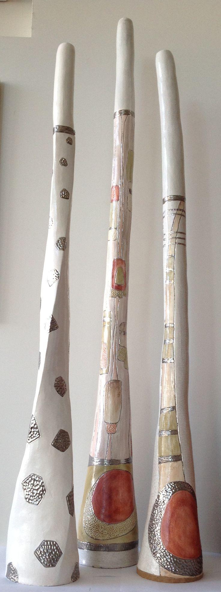 Beautiful looking and sounding didgeridoos that I make