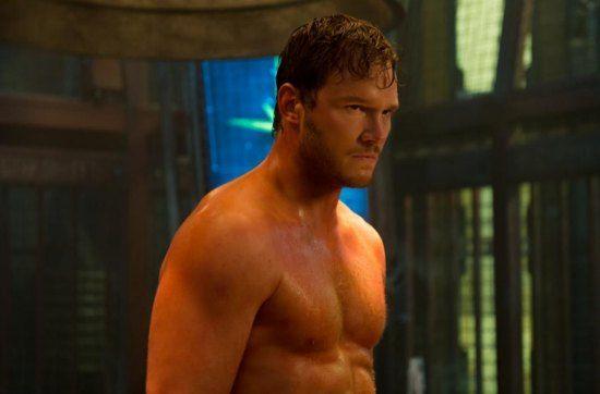 Interview: Marvel's Newest Super Hero Chris Pratt #GuardiansoftheGalaxyEvent @Guardians