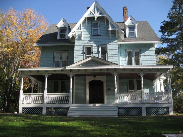 1875 Eastlake Victorian House Dream Home Pinterest