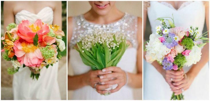 Весенний букет невесты: создаём нежный образ » Все о СВАДЬБЕ, ПОДГОТОВКА СВАДЬБЫ и ПРОВЕДЕНИЕ СВАДЬБЫ - ИГРАЕМ СВАДЬБУ!
