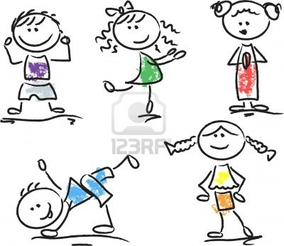 Cute Happy Cartoon Kids Royalty Free Cliparts, Vectors, And Stock Illustration. Image 14598076.