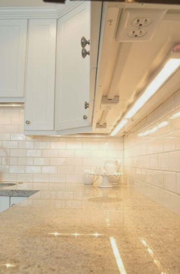 how to add an electrical outlet in a kitchen renovation