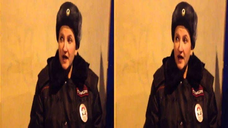 ☑ 3D-Лев Против 68 - Красота полиции Спб .стереопара