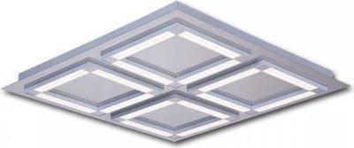 LED Deckenleuchte Wandleuchte Nova C2 60x60cm 53W 4000K Aluminium Jetzt bestellen unter: https://moebel.ladendirekt.de/lampen/deckenleuchten/deckenlampen/?uid=17d8f40b-bf83-5e71-b923-d54108ceb999&utm_source=pinterest&utm_medium=pin&utm_campaign=boards #deckenleuchten #heim #lampen #deckenlampen