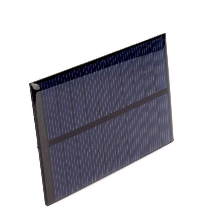 2 pcs/Lot 5 V 1.2 W 240mA Cellule de Panneau Solaire DIY Sunpower Solaire Chine Module DIY Système Solaire Cellules Batterie chargeur #69410