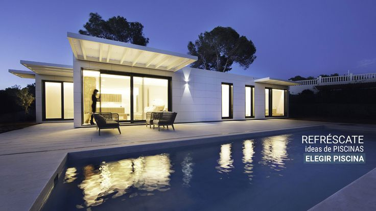 Best 25 venta de casas prefabricadas ideas on pinterest for Casas prefabricadas modulares modernas