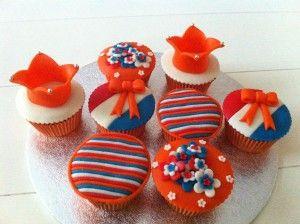 Koninginne Cupcake