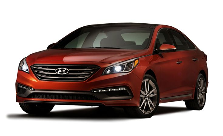 2015 Hyundai Sonata Reviews - Zero to 60 mph: 7.9 sec, Braking, 70-0 mph: 165 ft
