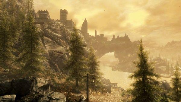 Skyrim HD - Das Remaster erscheint für PC! - GameStar
