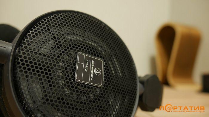 Обзор студийных наушников Audio-Technica ATH-R70x - PORTATIV.UA