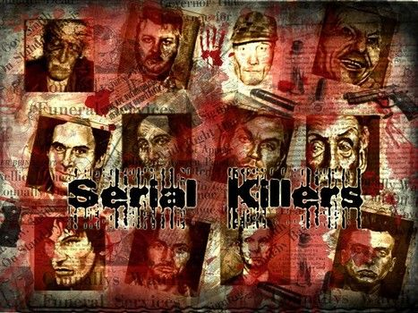 True crimes from around the World.  Twisted: Top 12 Serial Killers (Warning: Graphic Descriptions of the crimes)  Click on the pic until you see the article and slideshow of pics