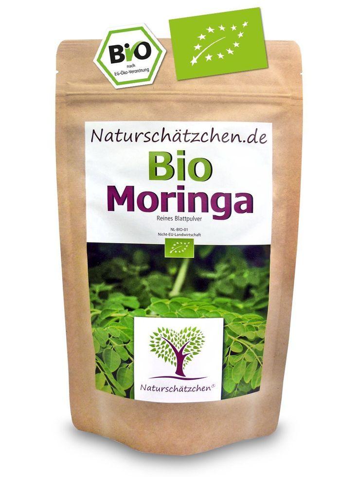 #Moringapulver in geprüfter #Bio-Qualität von #Naturschätzchen. Zum #Produkt http://www.naturschaetzchen.de/Moringa/Bio-Moringa-Blattpulver-250g::15.html