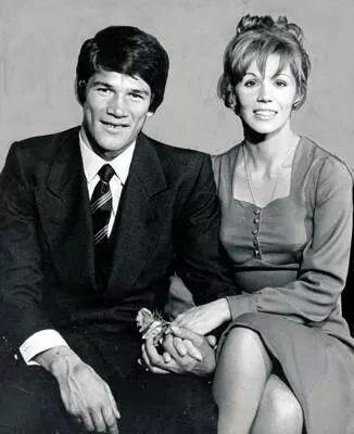 Carlos Monzón y Susana Gimenez. La Mary.