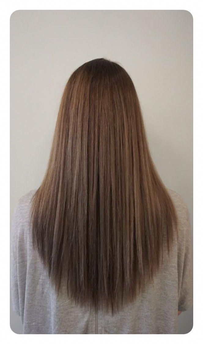 60V V and U cut hairstyles to give you the right angle »Long #longhair Hairstyles