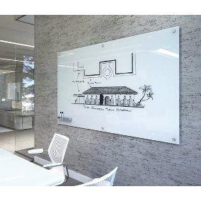 Pizarrones de Cristal, para dibujar ideas, mapas o conceptos en juntas  o reuniones de trabajo