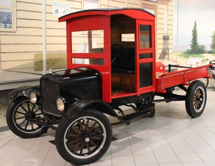 1925 Ford Model TT Pickup Truck