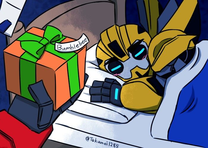 optimus prime and bumblebee relationship marketing