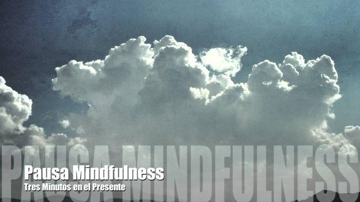 Pequeño ejercicio de Mindfulness, de algo más de tres minutos de duración. Ayuda a recuperar el equilibrio en medio de la tensión y el estrés. Para más infor...
