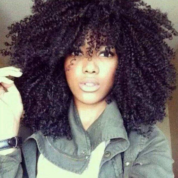 Desire My Natural!: Protective Style Series Vol 8.1 | FreeTress Bohemian Crochet Braids With Bang