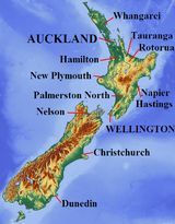 New Zealand is on my bucket list. I will get there sooner than later I hope!