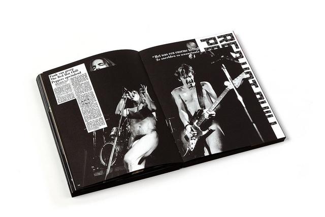 Editorial design : 40 years Effenaar book ::: Portfolio Nils Mengedoht 43 by nilsmengedoht, via Flickr